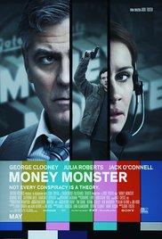Money Monster (2016) cover