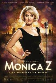 Monica Z (2013) cover