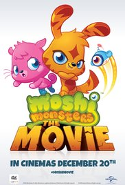 Moshi Monsters: The Movie 2013 poster