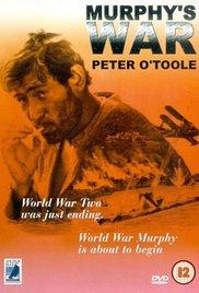 Murphy's War 1971 poster