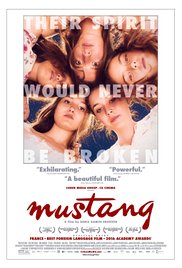 Mustang (2015) cover