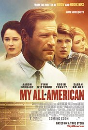 My All-American (2015) cover