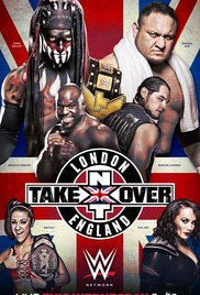 NXT TakeOver: London (2015) cover