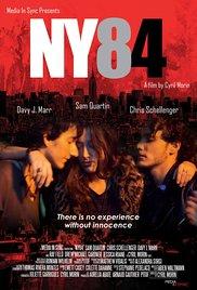 NY84 2016 poster