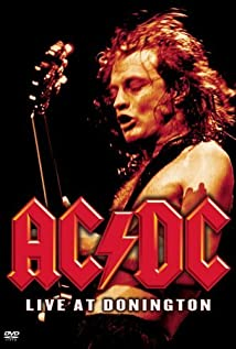 AC/DC: Live at Donington (1992) cover