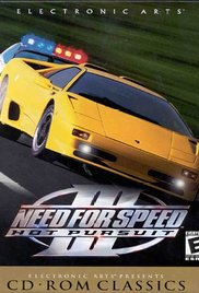 Need for Speed III: Hot Pursuit (1998) cover