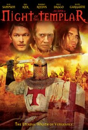 Night of the Templar 2013 poster