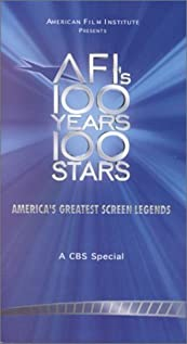 AFI's 100 Years... 100 Stars: America's Greatest Screen Legends 1999 poster