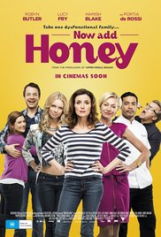 Now Add Honey 2015 poster