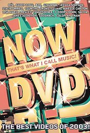 Now That's What I Call Music!: The Best Videos of 2003! 2003 poster