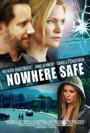 Nowhere Safe (2014) cover