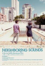 O Som ao Redor (2012) cover