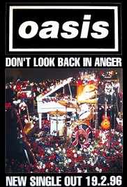 Oasis: Don't Look Back in Anger (1996) cover