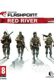 Operation Flashpoint: Red River (2011) cover