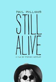 Paul Williams Still Alive (2011) cover