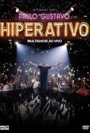 Paulo Gustavo: Hiperativo (2014) cover