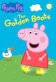 Peppa Pig: The Golden Boots 2015 poster