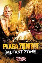 Plaga zombie: Zona mutante (2001) cover