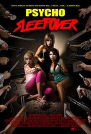 Psycho Sleepover (2008) cover