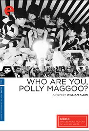 Qui êtes-vous, Polly Maggoo? (1966) cover