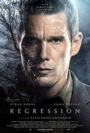 Regression 2015 poster