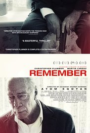 Remember (2015) cover