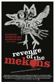 Revenge of the Mekons 2013 poster