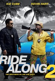 Ride Along 2 (2016) cover