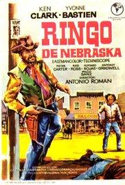 Ringo del Nebraska (1966) cover