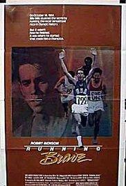 Running Brave 1983 poster