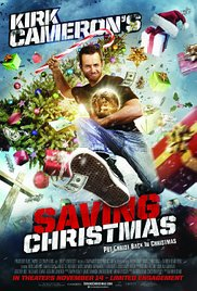 Saving Christmas (2014) cover