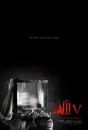 Saw V (2008) cover