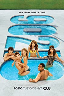 90210 (2008) cover