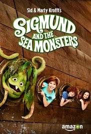 Sigmund and the Sea Monsters (2016) cover