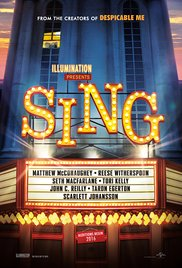 Sing (2016) cover