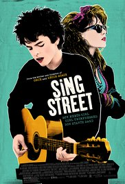 Sing Street (2016) cover