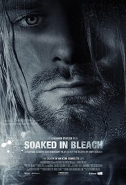 Soaked in Bleach (2015) cover