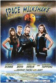 Space Milkshake (2012) cover