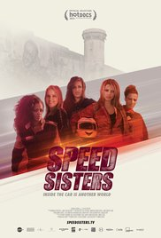 Speed Sisters (2015) cover