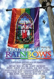 Stained Glass Rainbows 2015 poster