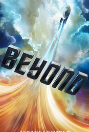 Star Trek Beyond (2016) cover