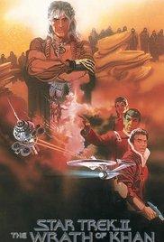 Star Trek: The Wrath of Khan (1982) cover