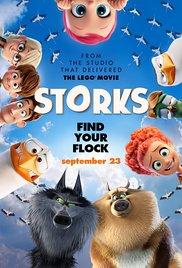Storks 2016 poster
