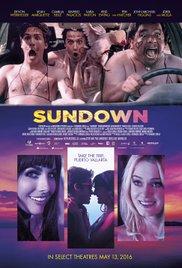 Sundown 2016 poster