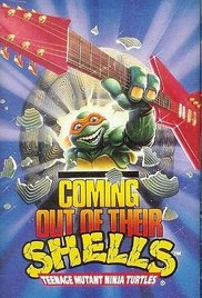 Teenage Mutant Ninja Turtles: Coming Out of Their Shells Tour (1990) cover