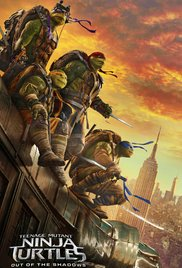 Teenage Mutant Ninja Turtles: Out of the Shadows (2016) cover