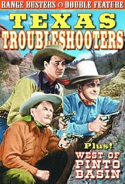 Texas Trouble Shooters 1942 poster