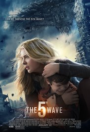 The 5th Wave 2016 poster