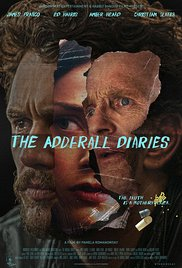 The Adderall Diaries (2015) cover