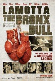 The Bronx Bull (2016) cover